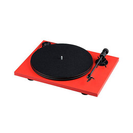 PRO-JECT PRIMARY E PHONO RED OM NN UNI